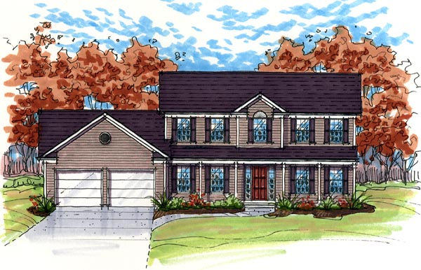 House Plan 56412