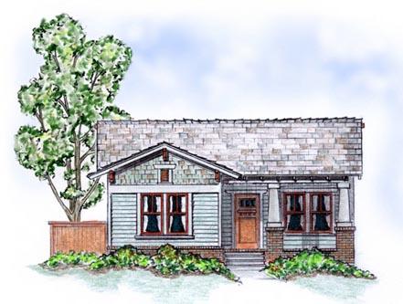 House Plan 56504