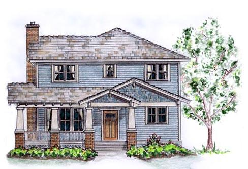 House Plan 56515