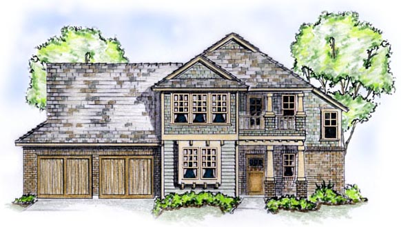 House Plan 56532