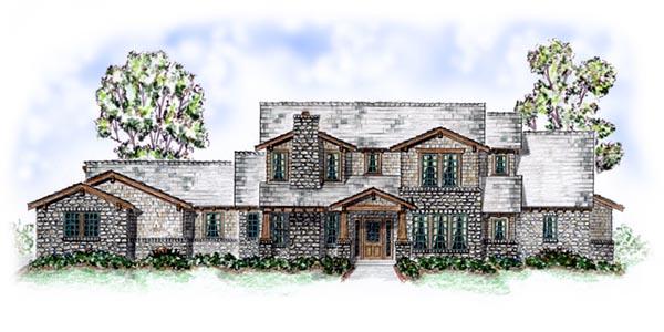House Plan 56547