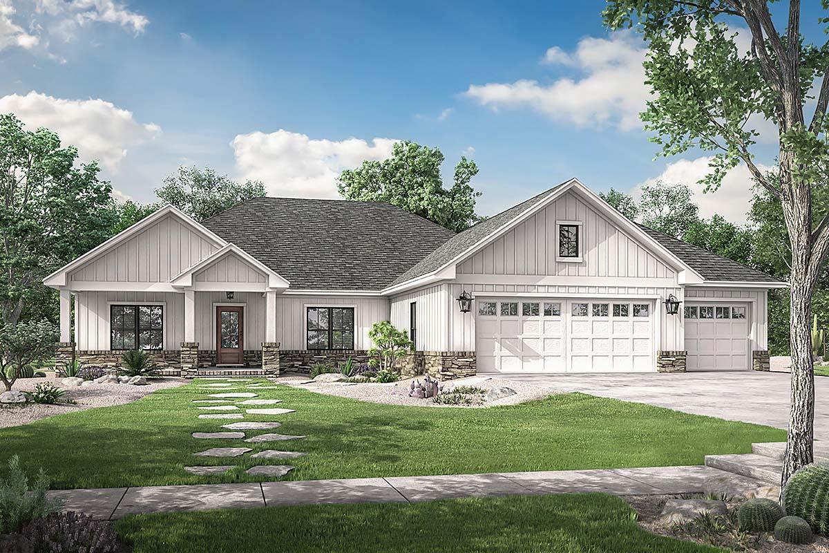 House Plan 56707