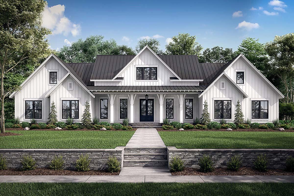 House Plan 56716