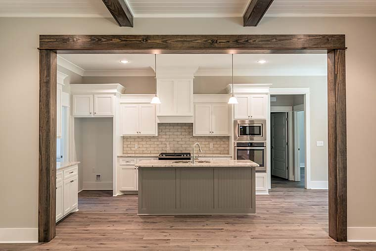Country, Craftsman, Southern, Traditional House Plan 56911 with 3 Beds, 2 Baths, 2 Car Garage Picture 11
