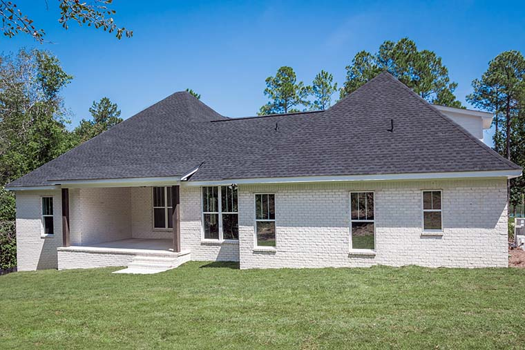 Country, Craftsman, Southern, Traditional House Plan 56911 with 3 Beds, 2 Baths, 2 Car Garage Picture 26