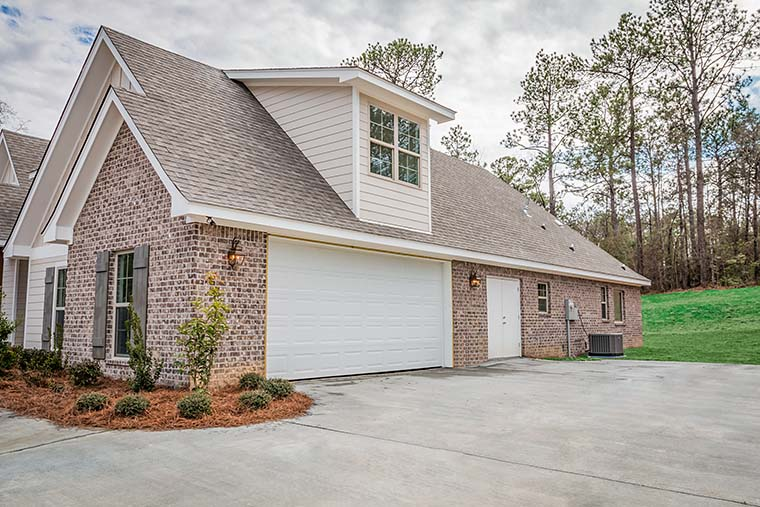 Country, Craftsman, Traditional House Plan 56924 with 4 Beds, 3 Baths, 2 Car Garage Picture 3