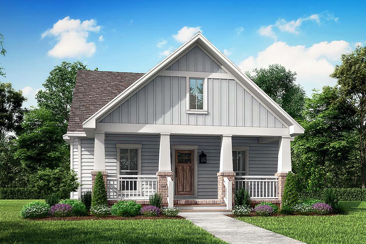 House Plan 56996