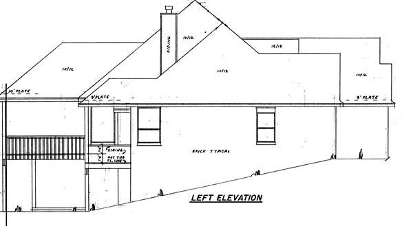 Mediterranean House Plan 57219 with 3 Beds, 4 Baths, 2 Car Garage Picture 1