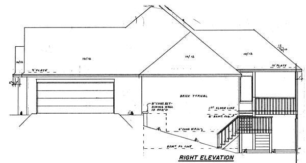 Mediterranean House Plan 57219 with 3 Beds, 4 Baths, 2 Car Garage Picture 2
