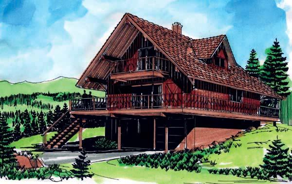House Plan 57340