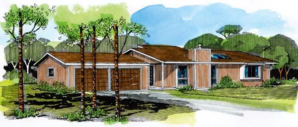 House Plan 57360