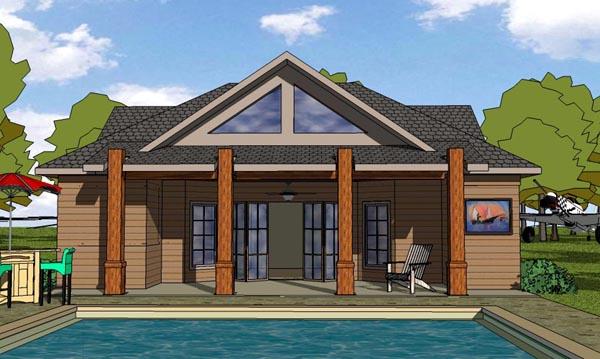 House Plan 57879