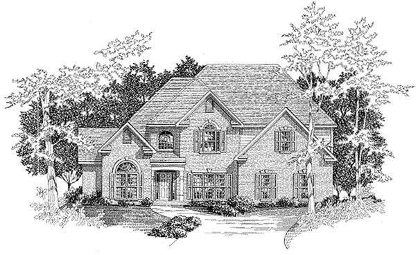 House Plan 58149