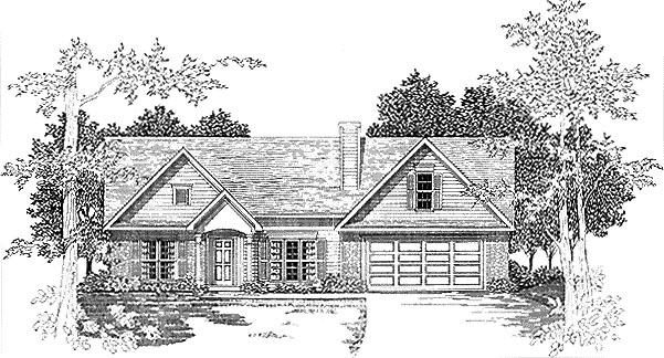 House Plan 58210
