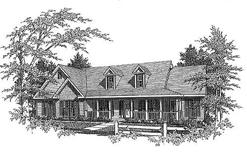 House Plan 58213