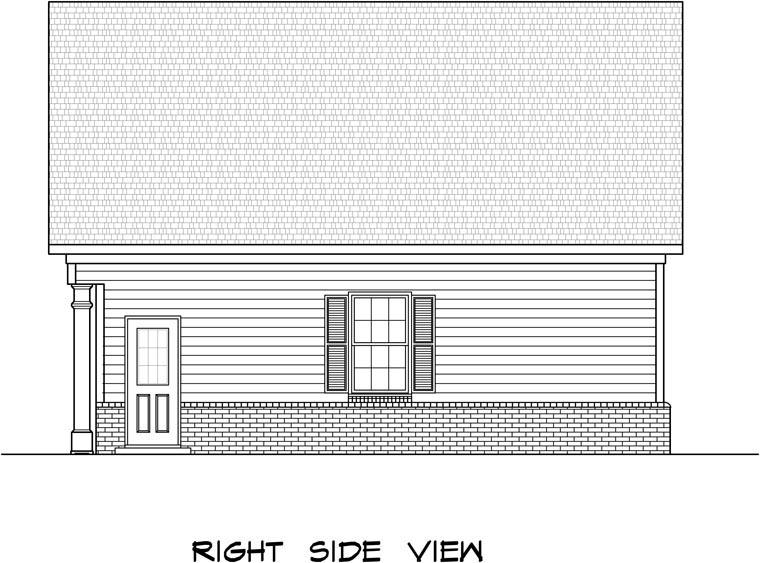 2 Car Garage Plan 58243 Picture 2