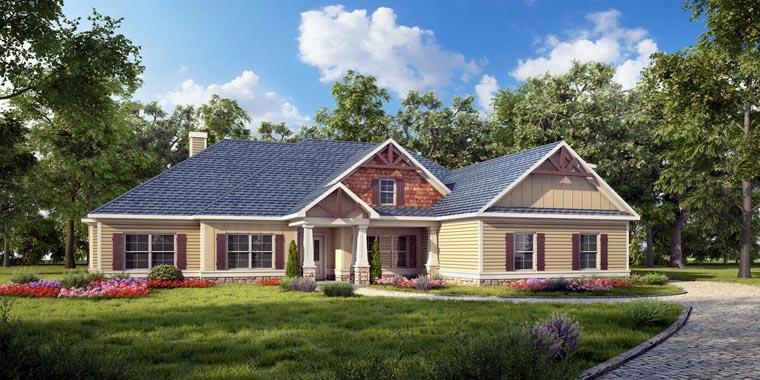 House Plan 58279