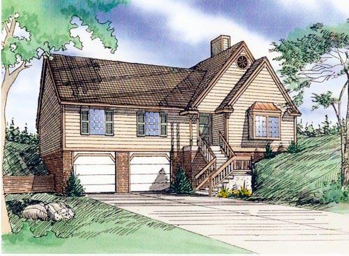 House Plan 58470