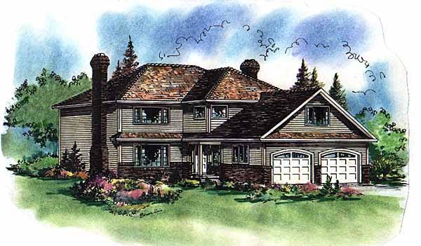 House Plan 58577