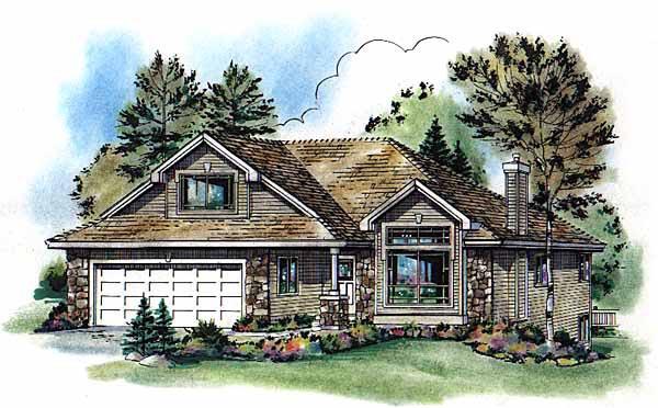 House Plan 58796