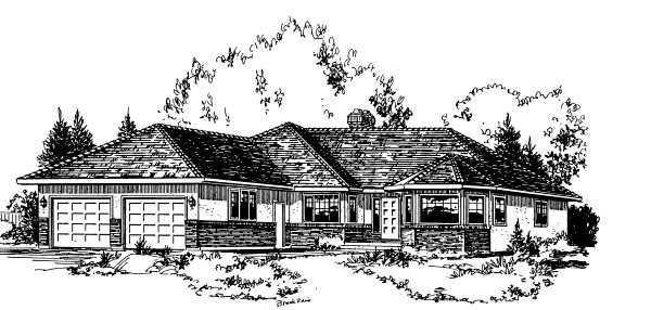 House Plan 58811