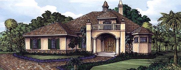 House Plan 58933
