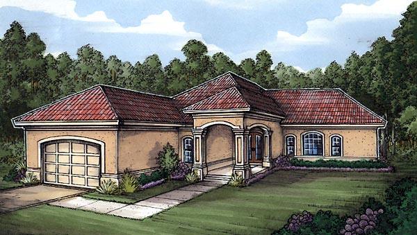 House Plan 58969