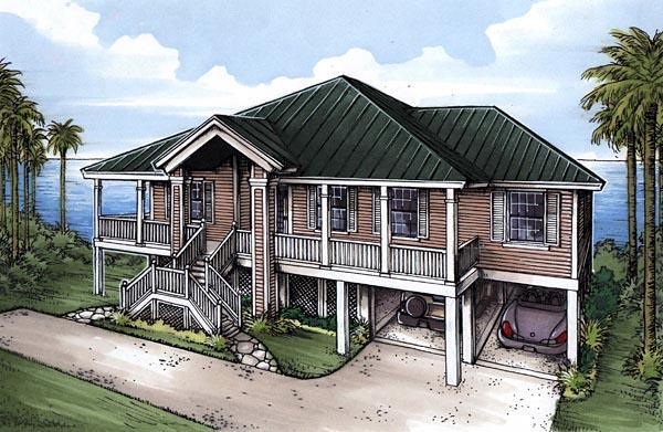 House Plan 58974