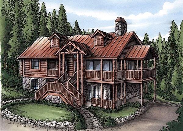 House Plan 58985
