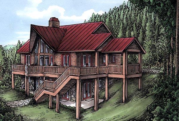 House Plan 58986