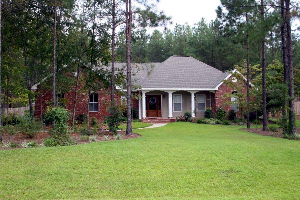 European, Ranch, Traditional Plan with 1800 Sq. Ft., 3 Bedrooms, 2 Bathrooms, 2 Car Garage Picture 5