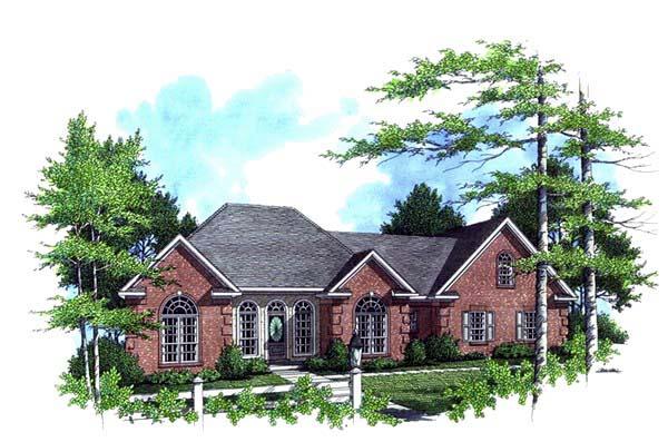 House Plan 59026