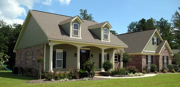Cape Cod, Craftsman, Traditional House Plan 59104 with 3 Beds, 2 Baths, 2 Car Garage Picture 5