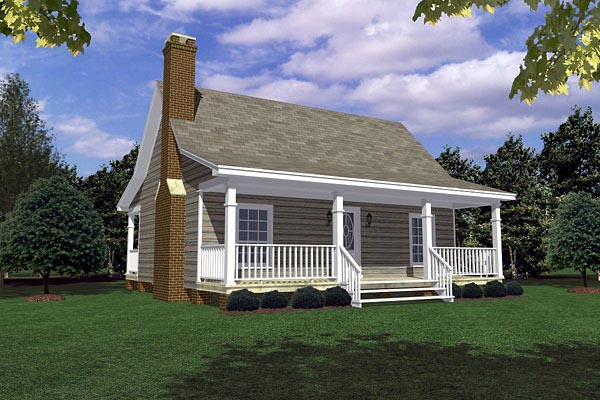 House Plan 59163