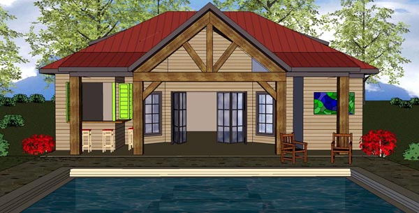 House Plan 59308