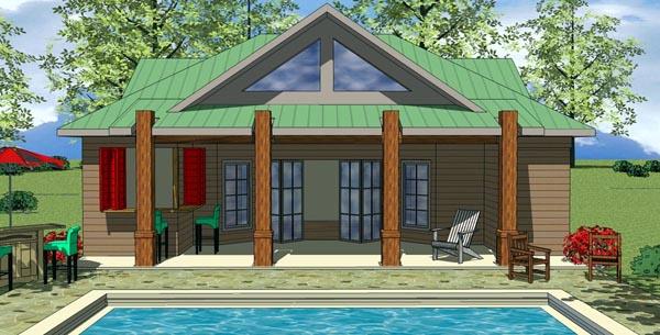 House Plan 59309