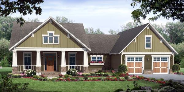 House Plan 59943