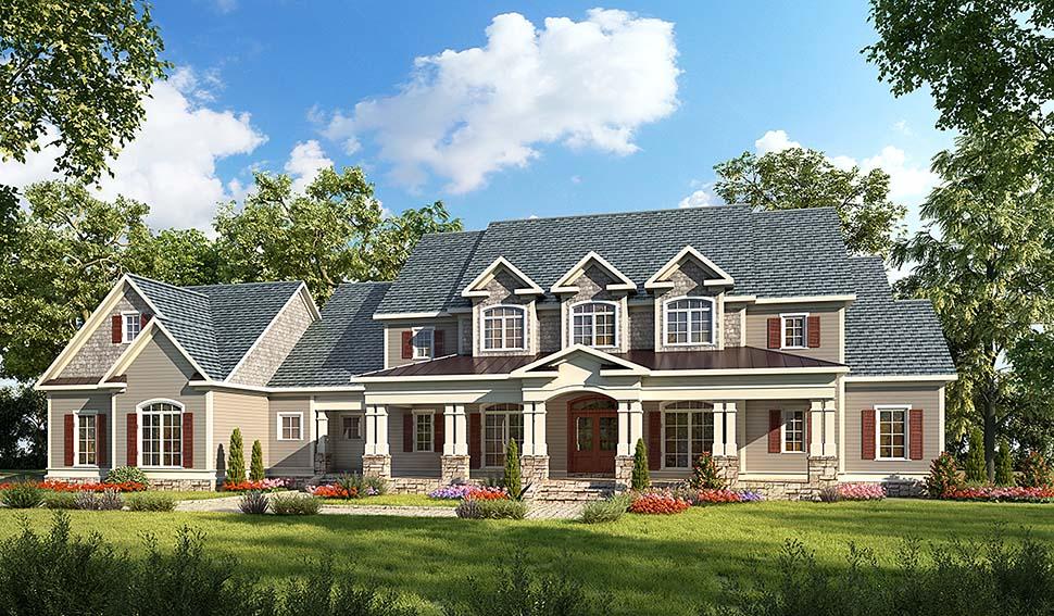House Plan 60042