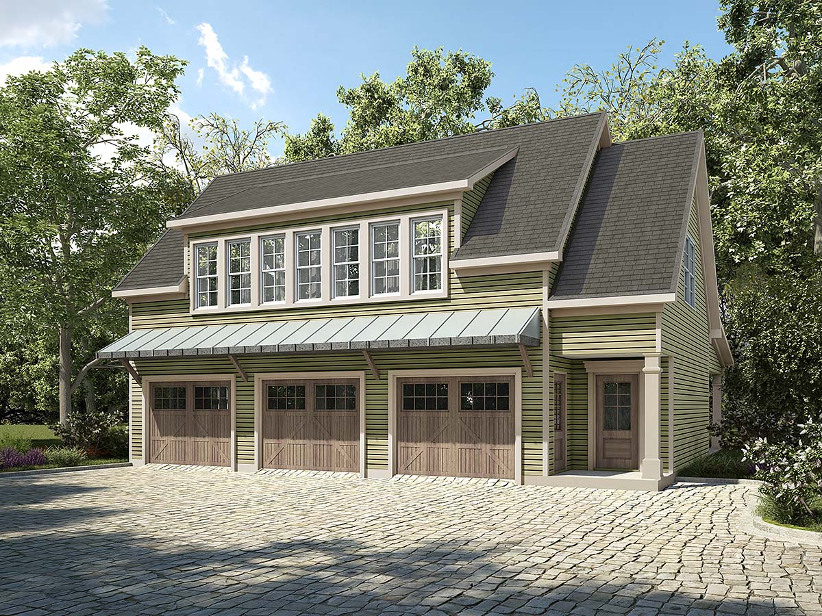 Garage Plan 60083