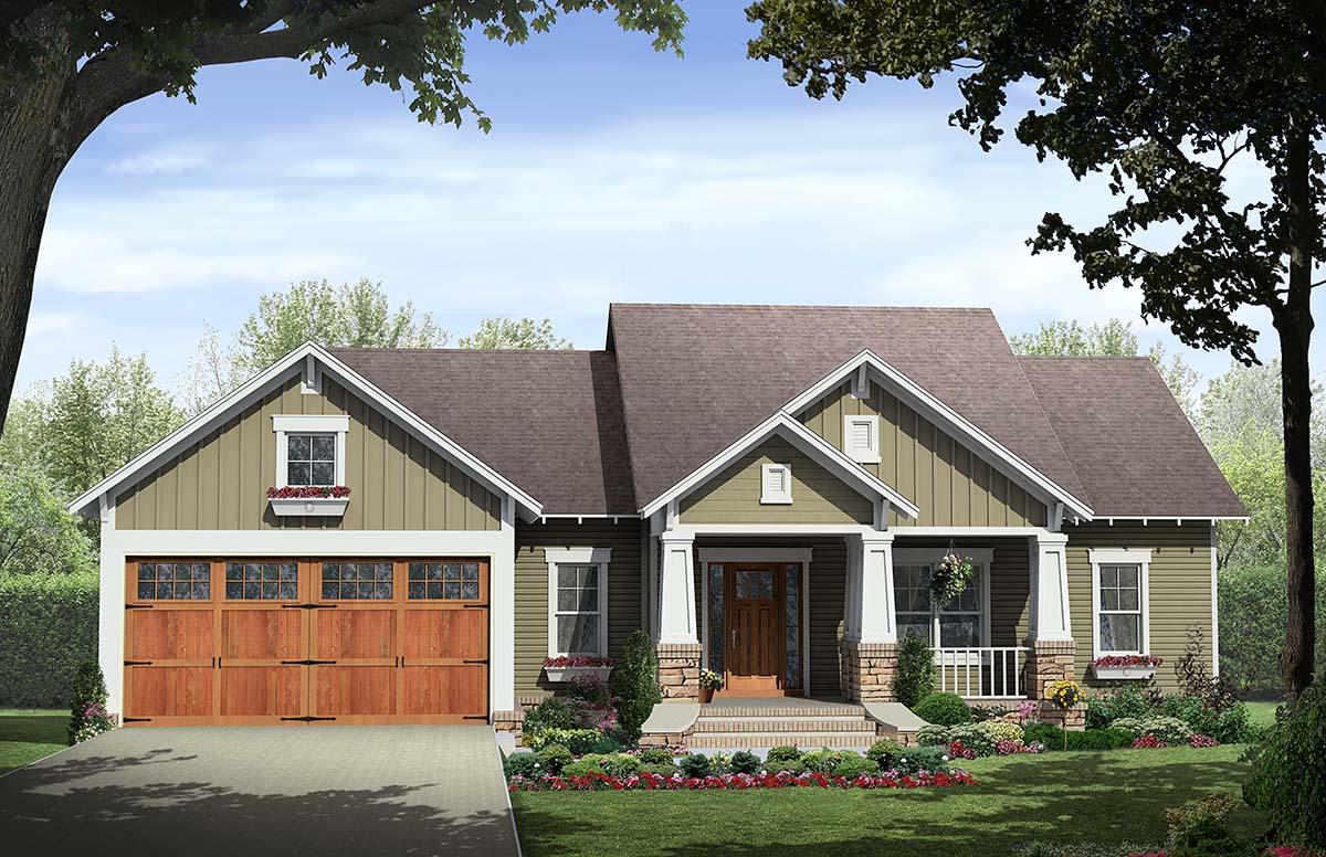 House Plan 60107