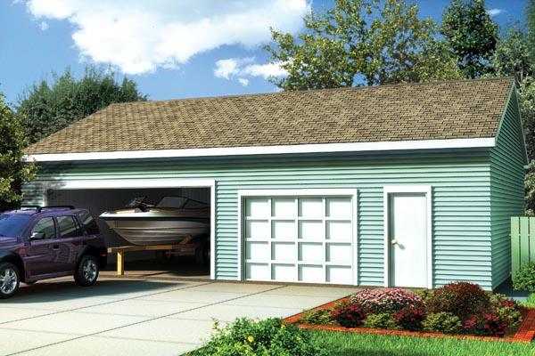 Garage Plan 6017