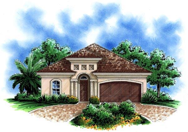 House Plan 60495