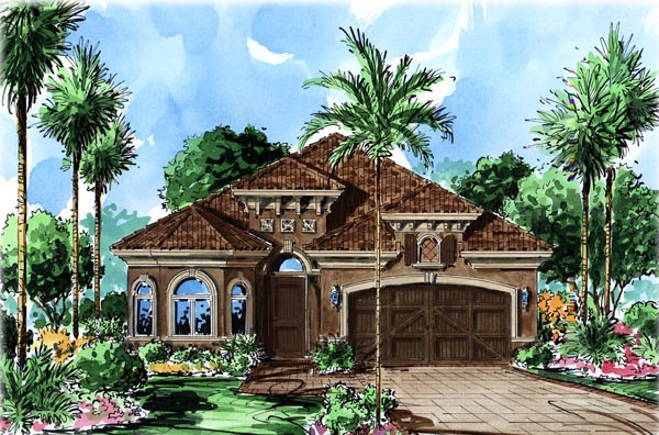 House Plan 60501