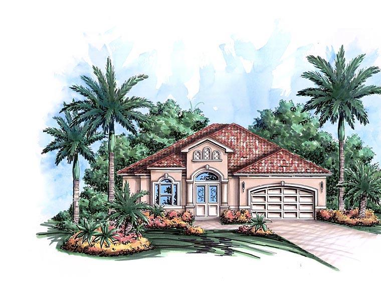 House Plan 60588