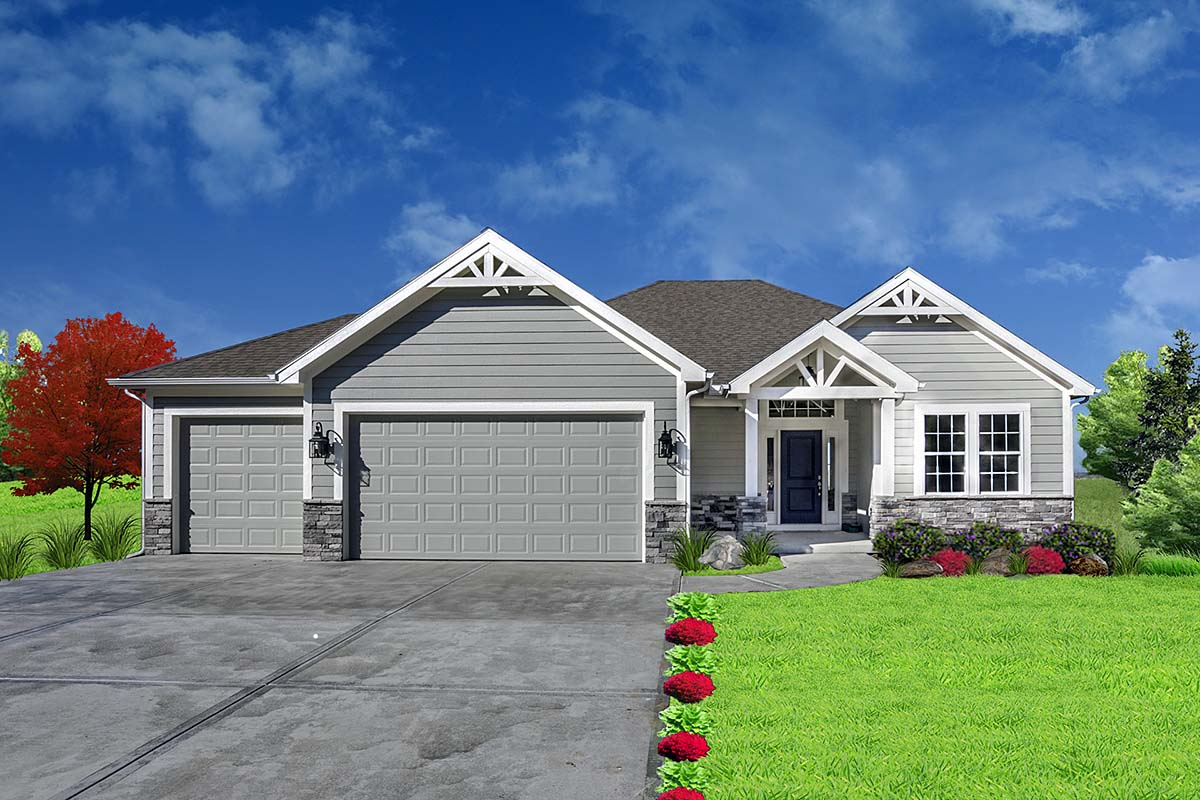 House Plan 60674