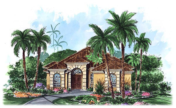 House Plan 60706