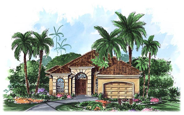 House Plan 60707