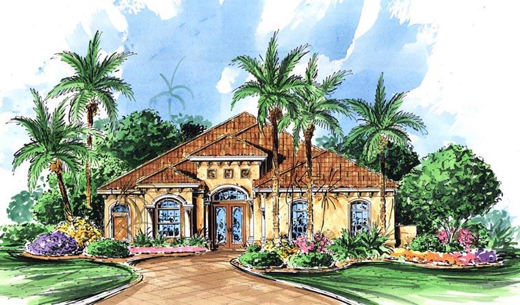 House Plan 60714