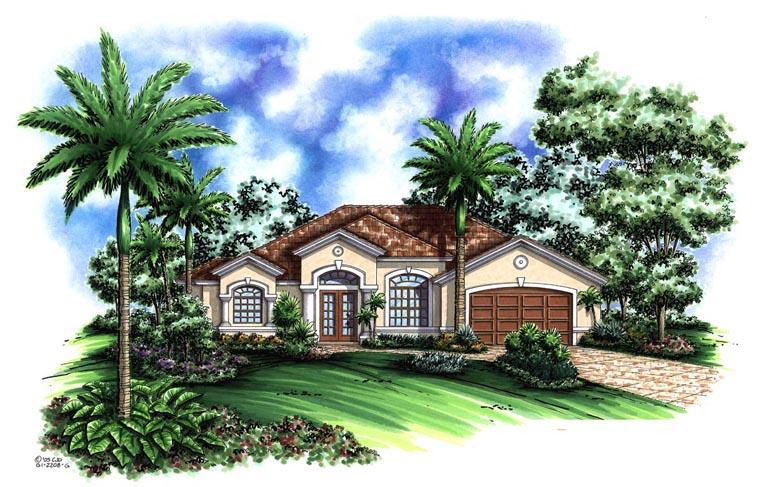 House Plan 60716