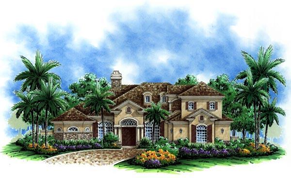 House Plan 60730